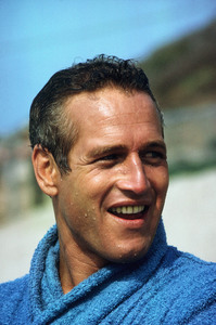 "Paul Newman on the set of ""Winning,"" 1968. © 1978 David Sutton - Image 0070_2146"