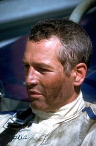 "Paul Newman on theset of ""Winning,"" 1965. © 1978 David Sutton - Image 0070_2150"