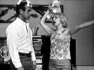Paul Newmand & Joanne Woodward,1963. © 1978 David Sutton - Image 0070_2234