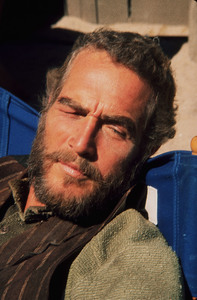 "Paul Newman in ""The Life and Times ofJudge Roy Bean,"" 1972. © 1978 Wallace Seawell - Image 0070_2302"