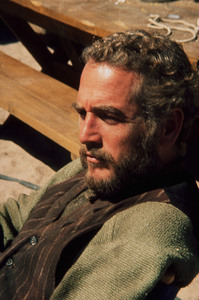 """Paul Newman in """"The Life and Times ofJudge Roy,"""" 1972. © 1978 Wallace Seawell - Image 0070_2303"""