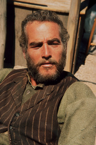 "Paul Newman in ""The Life and Times ofJudge Roy,"" 1972. © 1978 Wallace Seawell - Image 0070_2304"