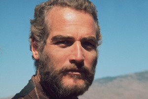 """Paul Newman in """"The Life and Times ofJudge Roy,"""" 1972. © 1978 Wallace Seawell - Image 0070_2305"""