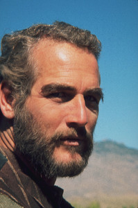 """Paul Newman in """"The Life and Times ofJudge Roy,"""" 1972. © 1978 Wallace Seawell - Image 0070_2307"""