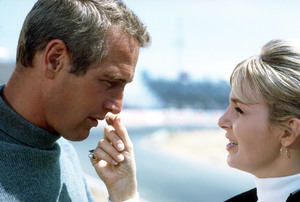 Paul Newman and Joanne Woodward,1968. © 1978 David Sutton  - Image 0070_2310