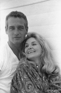 Paul Newman with wife Joanne Woodwardcirca 1966© 1978 David Sutton - Image 0070_2333