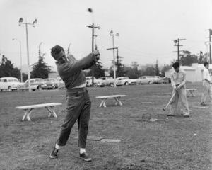 Paul Newman golfingcirca 1960Photo by Joe Shere - Image 0070_2341