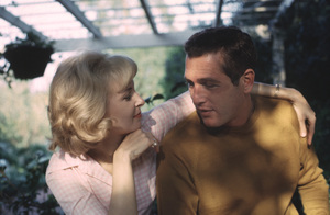 Paul Newman and Joanne WoodwardNovember 1965 © 1978 David Sutton - Image 0070_2355