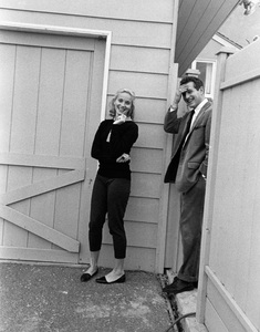 Paul Newman and Eva Marie Saint1956 © 1978 Sanford Roth / AMPAS - Image 0070_2375
