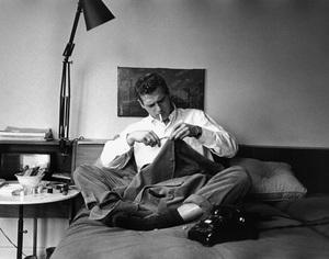 Paul Newman 1956 © 1978 Sanford Roth / AMPAS - Image 0070_2378