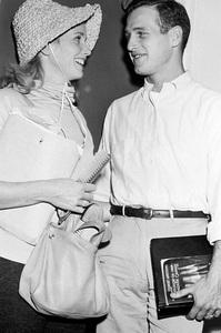 Paul Newman and Eva Marie Saintcirca 1956** J.C.C. - Image 0070_2396