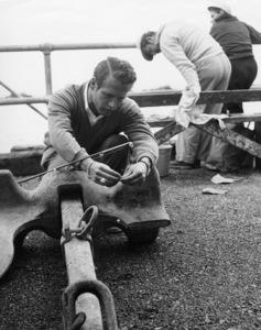 Paul Newmancirca 1950sPhoto by Joe Shere - Image 0070_2443