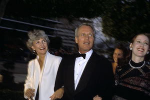 Paul Newman and Joanne Woodwardcirca 1980s© 1980 Gary Lewis - Image 0070_2447