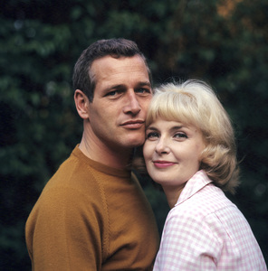 Paul Newman and Joanne Woodward1965© 1978 David Sutton - Image 0070_2449