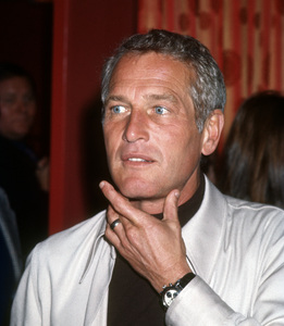 Paul Newman circa 1970s © 1978 Gary Lewis - Image 0070_2500