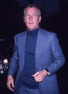 Paul Newman circa 1970s © 1978 Gary Lewis - Image 0070_2501