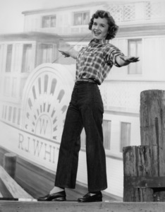 Debbie Reynoldscirca 1947Photo by Bert Six - Image 0071_1016