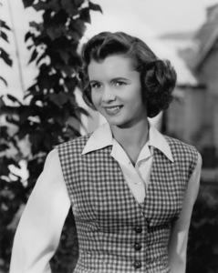 Debbie Reynolds circa 1947 Photo by Bert Six - Image 0071_1017
