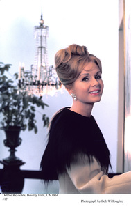 Debbie Reynolds at her Beverly Hills home1964 © 1978 Bob Willoughby - Image 0071_1065