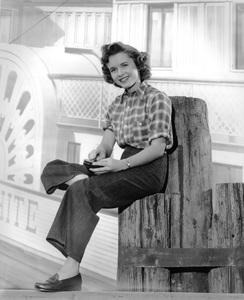 """Debbie Reynolds in """"The Daughter of Rosie O"""