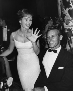 Debbie Reynolds at the Thalians Party circa 1960 © 1978 Joe Shere - Image 0071_1117