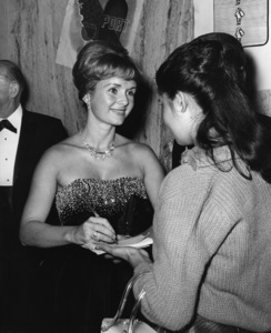 Debbie Reynolds at the Thalians Party at the Beverly Hilton Hotel circa 1960 © 1978 Joe Shere - Image 0071_1120