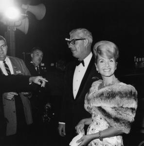 Debbie Reynolds and Harry Karlcirca 1960© 1978 Joe Shere - Image 0071_1121