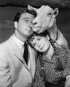 "Leslie Nielsen and Debbie Reynolds in ""Tammy and the Bachelor""1957 Universal** I.V./M.T. - Image 0071_1133"