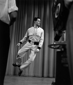 """Johnny Carson on his first TV. show, """"Carson"""