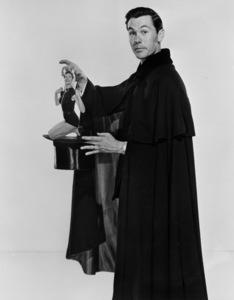 Johnny Carson characterizing a magician, 1953 © 1978 Sid Avery - Image 0072_0054