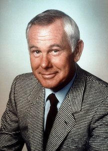 """Johnny Carson""""Tonight Show, The""""C. 1980 NBCPhoto by Herb BallMPTV - Image 0072_0304"""