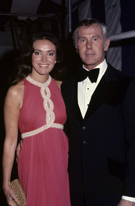 Johnny Carson and wife Joanna Carsoncirca 1975© 1980 Gary Lewis - Image 0072_0788