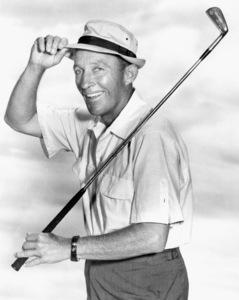 Bing Crosbyc. 1957Photo by Gabi Rona - Image 0073_0204
