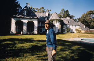 Bing Crosby at home1966 © 1978 Bob Willoughby - Image 0073_2020