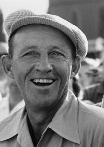 Bing Crosby at Desert Inn Country Club in Las Vegascirca 1969Photo by Lester Nehamkin** G.L. - Image 0073_2055
