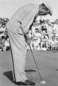 Bing Crosby at Desert Inn Country Club in Las Vegascirca 1969Photo by Lester Nehamkin** G.L. - Image 0073_2065