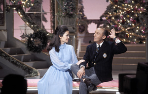 Bing Crosby with his wife Kathryn Grantcirca 1967 © 1978 Gunther - Image 0073_2072