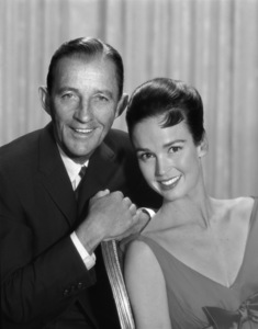 Bing Crosby with his wife Kathryn Grant1962Photo by Gabi Rona - Image 0073_2080