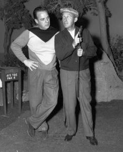 Bob Crosby, Bing Crosbyc. 1957Photo by Gabi Rona - Image 0073_2092