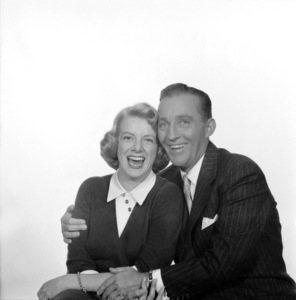 Rosemary Clooney and Bing Crosbycirca 1954 © 2000 Mark Shaw - Image 0073_2095