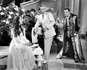 Dorothy Lamour, Bob Hope and Bing Crosby circa 1940s ** I.V. - Image 0073_2102
