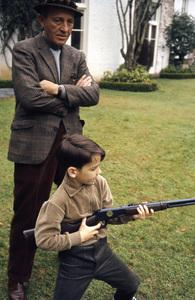 Bing Crosby at home1966© 1978 Bob Willoughby - Image 0073_2131