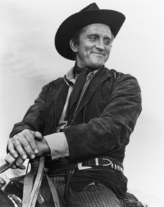 "Kirk Douglas while filming ""Along the Great Divide""1950 Warner Bros.Photo by Mac Julian - Image 0075_0018"