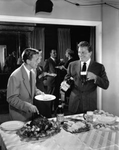 Kirk Douglas in an advertisement for Rheingold Beer1949© 1978 Paul Hesse - Image 0075_1107