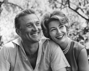 Kirk Douglas and wife, Annecirca 1963**I.V. - Image 0075_1144