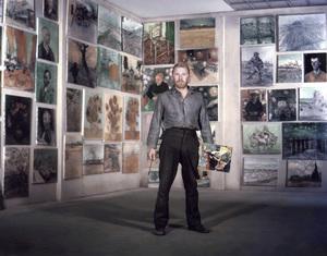 """Lust for Life""Kirk Douglas1956 MGM** I.V. - Image 0075_1162"