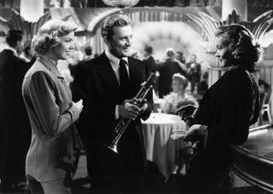 """Young Man with a Horn""Doris Day, Kirk Douglas, Lauren Bacall1950 Warner Bros.** I.V. - Image 0075_1167"