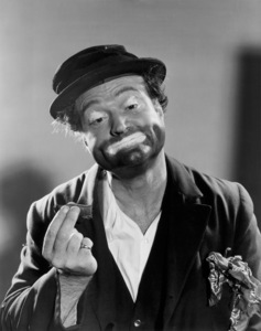 """Red Skelton as Freddie the Freeloader on """"The Red Skelton Show""""1953Photo by Gabi Rona - Image 0081_2005"""