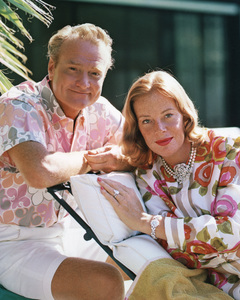 Red Skelton with wife Georgia Daviscirca 1960Photo by Gabi Rona - Image 0081_2016