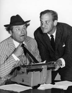 """The Red Skelton Show""Red Skelton, Hans Conriedcirca 1955Photo by Gabi Rona - Image 0081_2021"